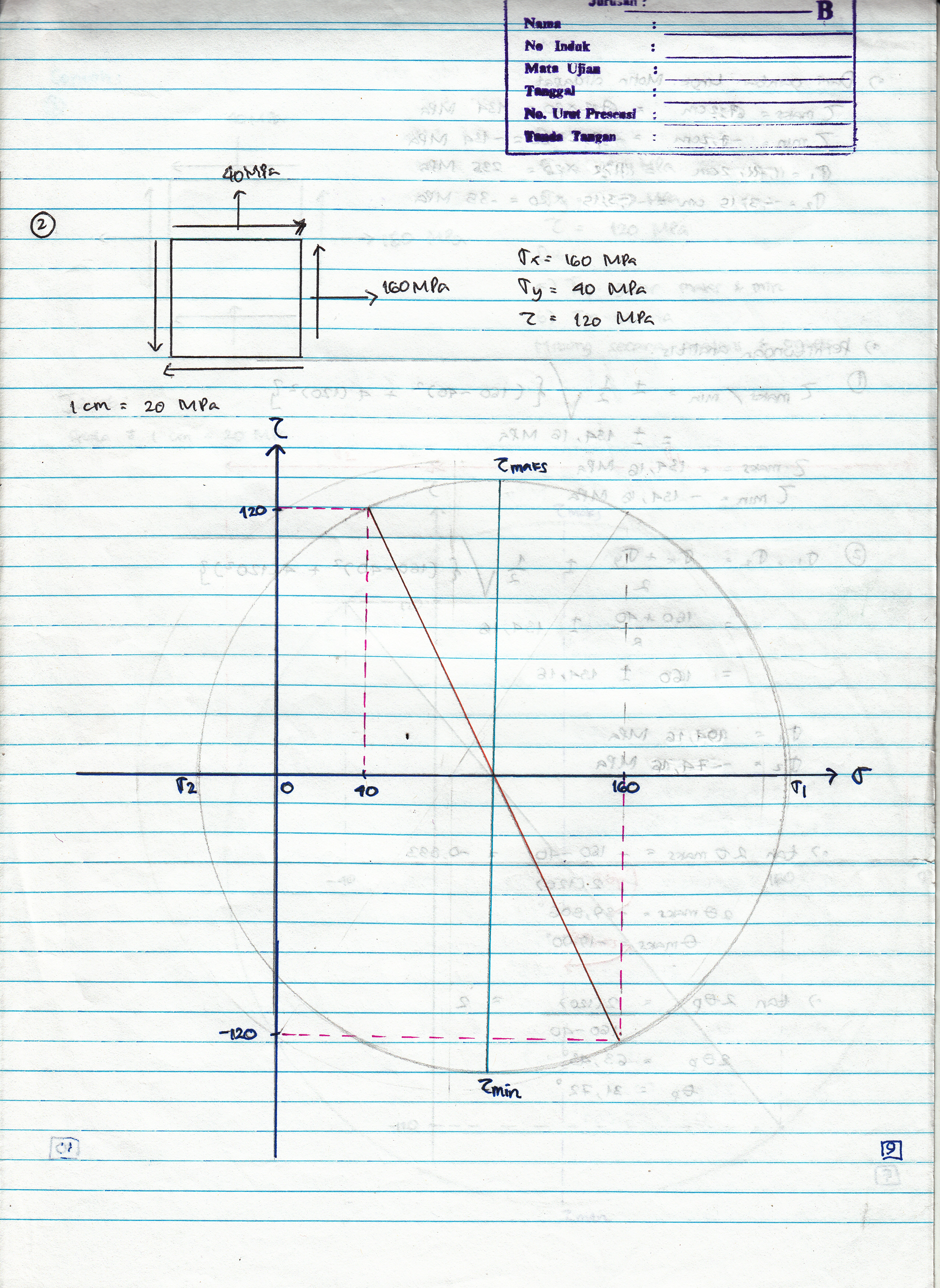 Contoh soal lingkaran mohr materi kuliah maya blog mohr 2 3 4 ccuart Images